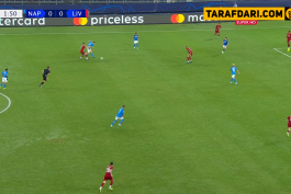 لیگ قهرمانان اروپا-سری آ-ایتالیا-ناپولی-لیگ برتر-انگلیس-لیورپول-Liverpool-Napoli