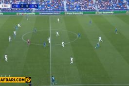 لیگ قهرمانان اروپا-لیون-زنیت-Zenit-Lyon-فرانسه-لوشامپیونه-لیگ برتر-روسیه