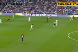 لالیگا-اسپانیا-رئال مادرید-real madrid-اوساسونا-osasona