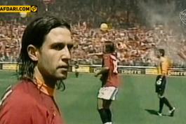 فرانسه-سری آ-ایتالیا-آاس رم-AS Roma