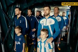 لیگ برتر-انگلیس-Tottenham-huddersfield-ورزشگاه جان اسمیت