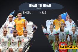 جام جهانی زنان 2019-آمریکا-انگلیس-USA-England