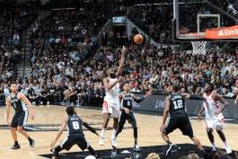 سن آنتونیو اسپرز-هیوستون راکتس-لیگ NBA