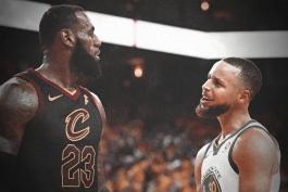 فینال NBA-لیگ NBA-پلی آف NBA-کلیولند کاوالیرز-گلدن استیت وریرز-ری آلن-کوبی برایانت-کلی تامپسون