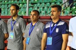 فوتبال ایران-مسابقات کافا-iran football-cafa cup