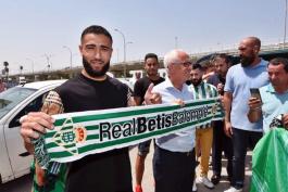 رئال بتیس-هافبک بتیس-فرانسه-Real Betis