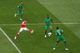 جام جهانی 2018 - روسیه - عربستان