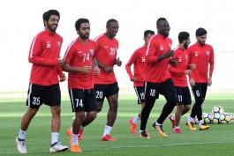 تمرینات العین امارات