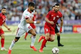ایران-تیم ملی ایران-دیدار ایران سوریه