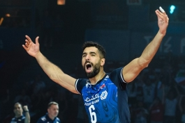 ایران-ملی پوش والیبال