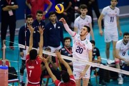 ایران-والیبال-تیم ملی والیبال جوانان ایران