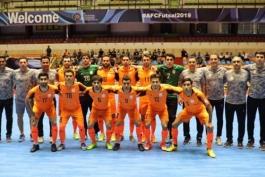 ایران-فوتسال-جام باشگاه های آسیا