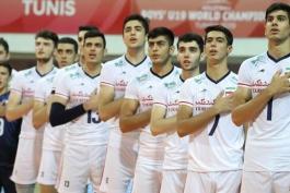 ایران-والیبال-والیبال قهرمانی جهان