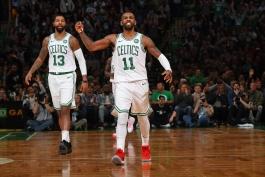 بسکتبال NBA-بوستون سلتیکس-دیترویت پیستونز-کنفرانس شزق-TD Garden