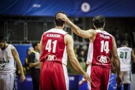 ملی پوشان بسکتبال-تیم ملی بسکتبال ایران