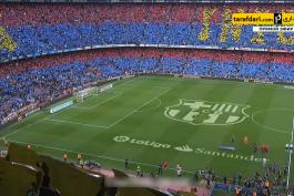 گل و خلاصه HD بازی بارسلونا 1-0 رئال سوسیداد (گزارش عربی اضافه شد)