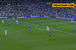 ختافه - رئال مادرید - لالیگا اسپانیا