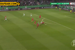 Werder Bremen - Bayern Munich - وردربرمن - بایرن مونیخ - بوندس لیگا - آلمان