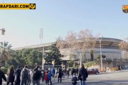 barcelona-بارسلونا-بارسلونا B-لالیگا-اسپانیا