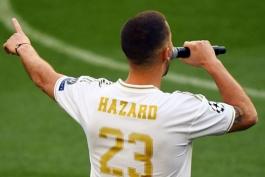 real madrid-رئال مادرید-مهاجم-بلژیک