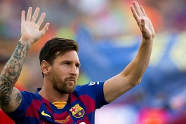 barcelona-بارسلونا-مهاجم-کاپیتان-آرژانتین