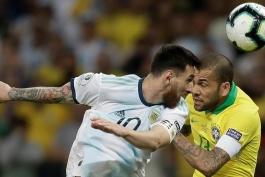 brazil-argentina-برزیل-آرژانتین-کوپا آمریکا-کاپیتان-مدافع-مهاجم