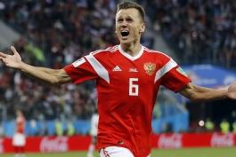 RUSSIA-روسیه-وینگر-جام جهانی 2018
