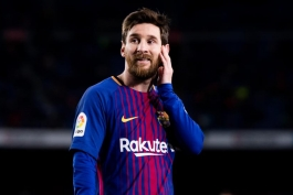 مهاجم آرژانتینی بارسلونا - بارسلونا - لالیگا