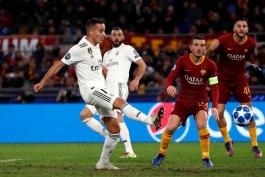 REAL MADRID-ROMA-رئال مادرید-رم-لیگ قهرمانان اروپا-وینگر-اسپانیا-ایتالیا-المپیکو