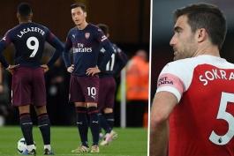 Arsenal-آرسنال-مدافع-یونان-لیگ برتر-انگلیس