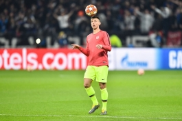 BARCELONA-بارسلونا-مدافع-فرانسه-لیگ قهرمانان اروپا