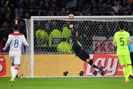 BARCELONA-بارسلونا-دروازه بان-آلمان-لیگ قهرمانان اروپا