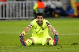 BARCELONA-بارسلونا-مهاجم-اروگوئه-لیگ قهرمانان اروپا