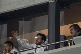 کاپیتان تیم ملی آرژانتین