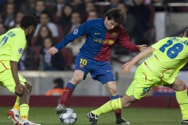 barcelona-بارسلونا-مهاجم-لیگ قهرمانان اروپا-آرژانتین-نیوکمپ