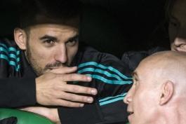 هافبک اسپانیایی رئال مادرید - رئال مادرید - لالیگا