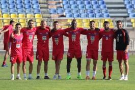 لیگ برتر-پرسپولیس-فدراسیون فوتبال-تمرین پرسپولیس