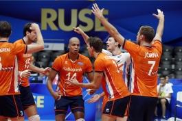 تیم ملی والیبال هلند-والیبال قهرمانی جهان-فدراسیون جهانی والیبال