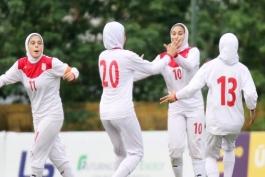فوتبال ایران-فوتبال بانوان-ایران-iran