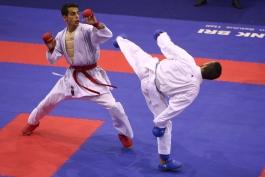 کاراته-فدراسیون کاراته-لیگ برتر کاراته-کاراته قهرمانی آسیا
