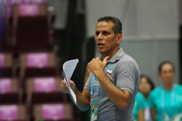 مسعود آرمات-فدراسیون والیبال-تیم ملی والیبال جوانان