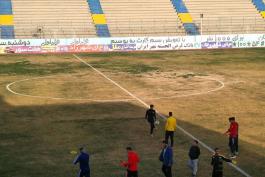 لیگ برتر-فدراسیون فوتبال-ورزشگاه تختی جم