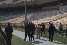 ورزشگاه آزادی-ایران-فوتبال-لیگ برتر-فدراسیون فوتبال