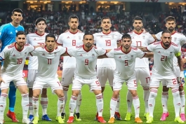 فوتبال-فوتبال ملی-تیم ملی فوتبال ایران