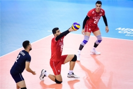 والیبال-فدراسیون والیبال-تیم ملی والیبال جوانان ایران