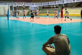 والیبال-فدراسیون والیبال-تیم ملی والیبال نوجوانان-ایران-iran