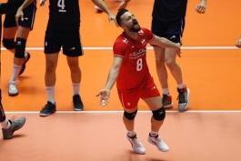 والیبال-فدراسیون والیبال-تیم ملی والیبال جوانان ایران-ایران-iran