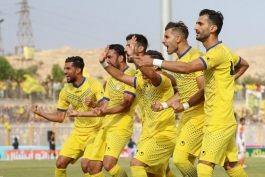 لیگ برتر-فدراسیون فوتبال-نفت مسجد سلیمان