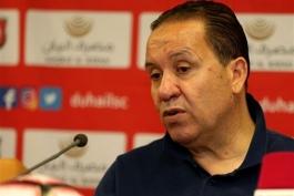 لیگ قهرمانان آسیا-قطر-تونس-سرمربی الدحیل