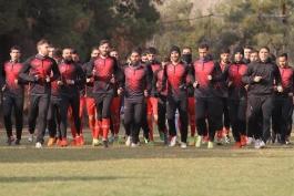لیگ دسته اول-فدراسیون فوتبال-سرخپوشان پاکدشت